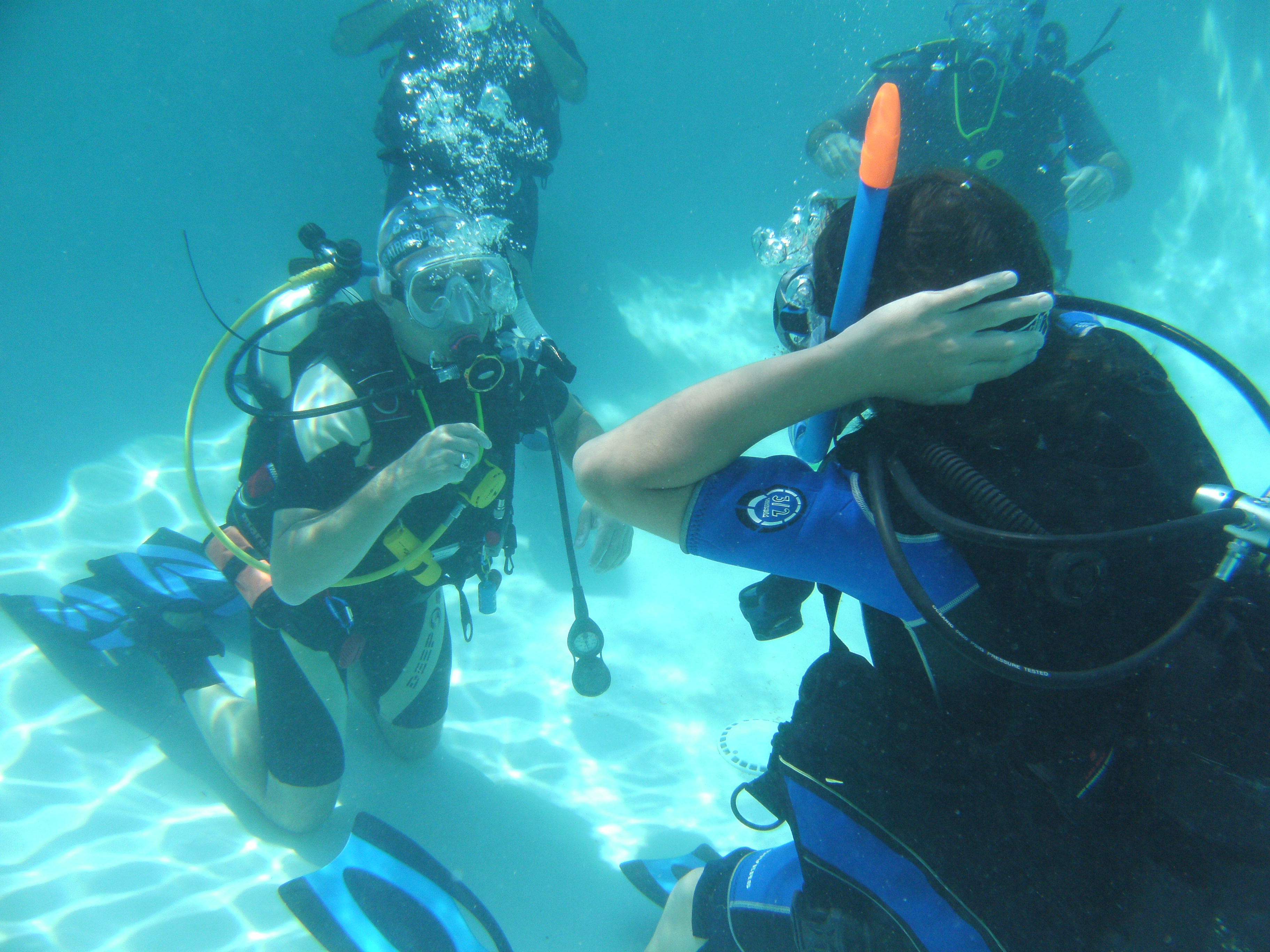 Scuba Classes Del Rio Dive Club